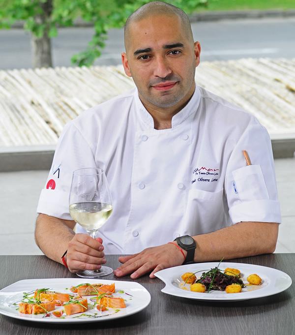 La ruta de los restaurantes donde el due o es el chef for Donde estudiar cocina