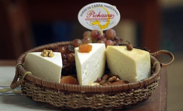 La ruta del queso: Fresco, chanco, de cabra... para todos